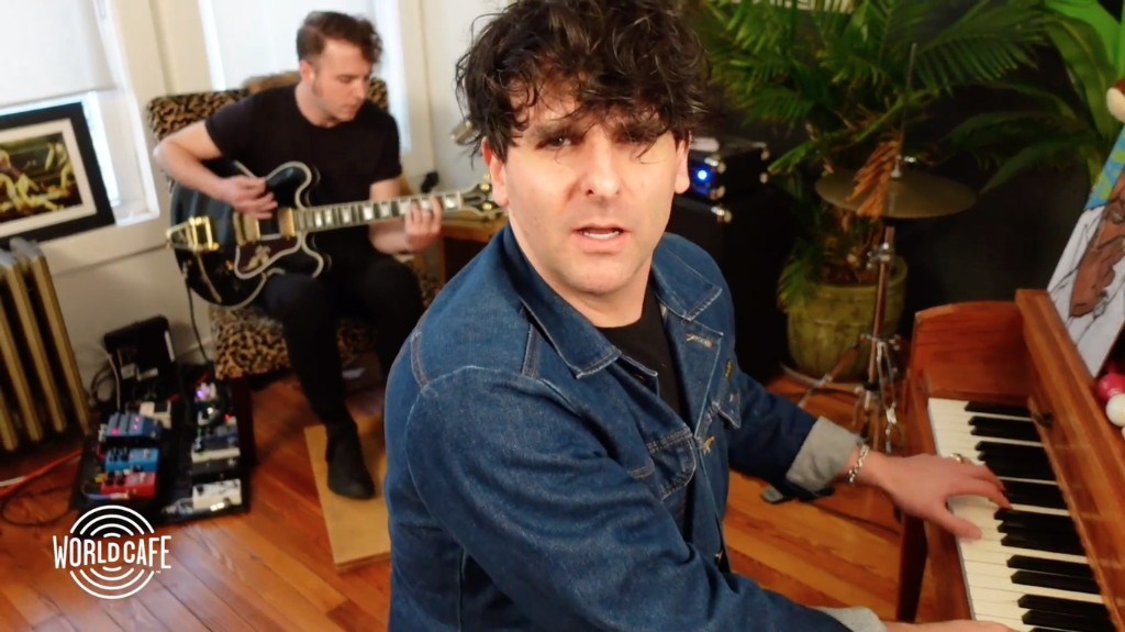 Low Cut Connie Sets Out To 'Change The Molecules In The Room'