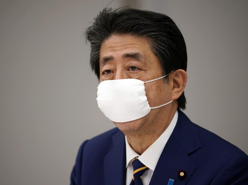 Japan Declares Nationwide State Of Emergency As Coronavirus Spreads