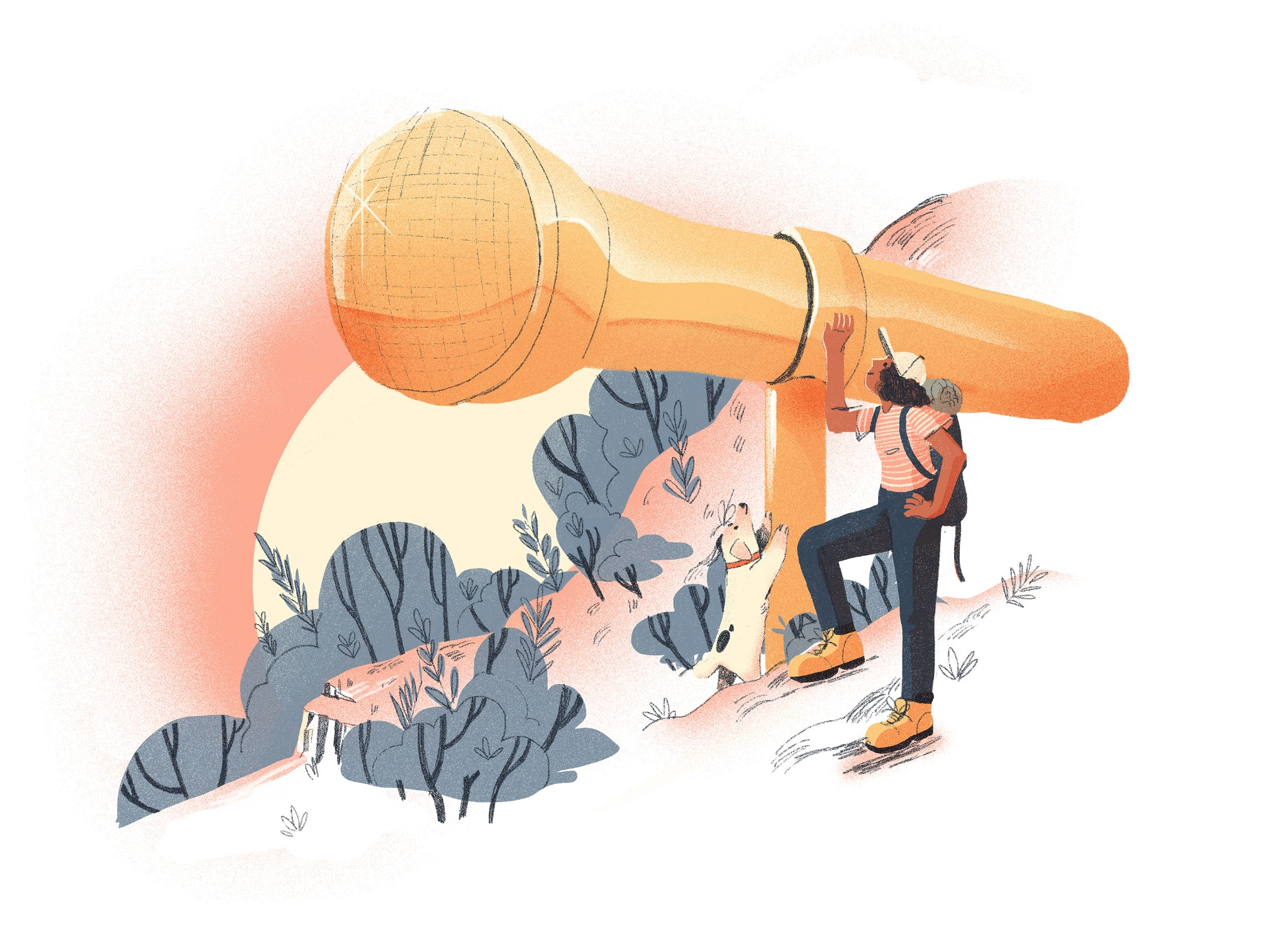 The journey from print to radio storytelling: A guide for navigating a new landscape