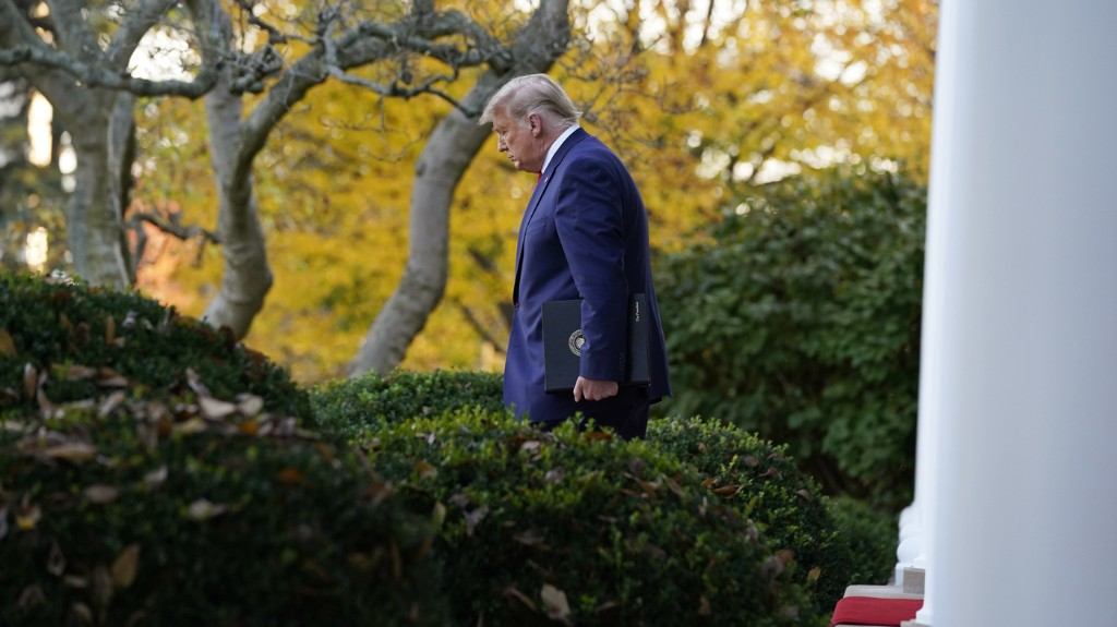 Once Out Of Office, Trump Faces Significant Legal Jeopardy