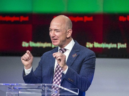 Jeff Bezos, The Saudi Prince and a WhatsApp Hack