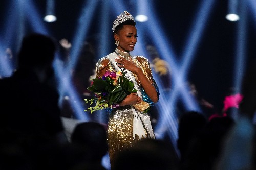 Miss Universe 2019 Is Young, Gifted And An Outspoken Believer In 'Black Girl Magic'