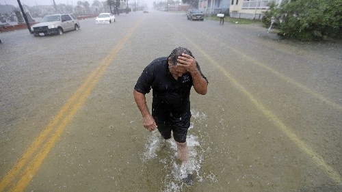 Imelda Causing 'Major, Catastrophic Flooding' In Southeast Texas, Forecasters Warn