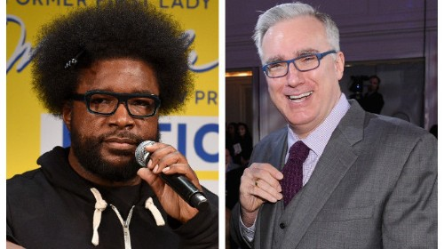 Why Questlove's 201-Song Playlist For Keith Olbermann Is Bigger Than Hip-Hop