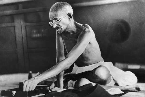 Gandhi Is Deeply Revered, But His Attitudes On Race And Sex Are Under Scrutiny