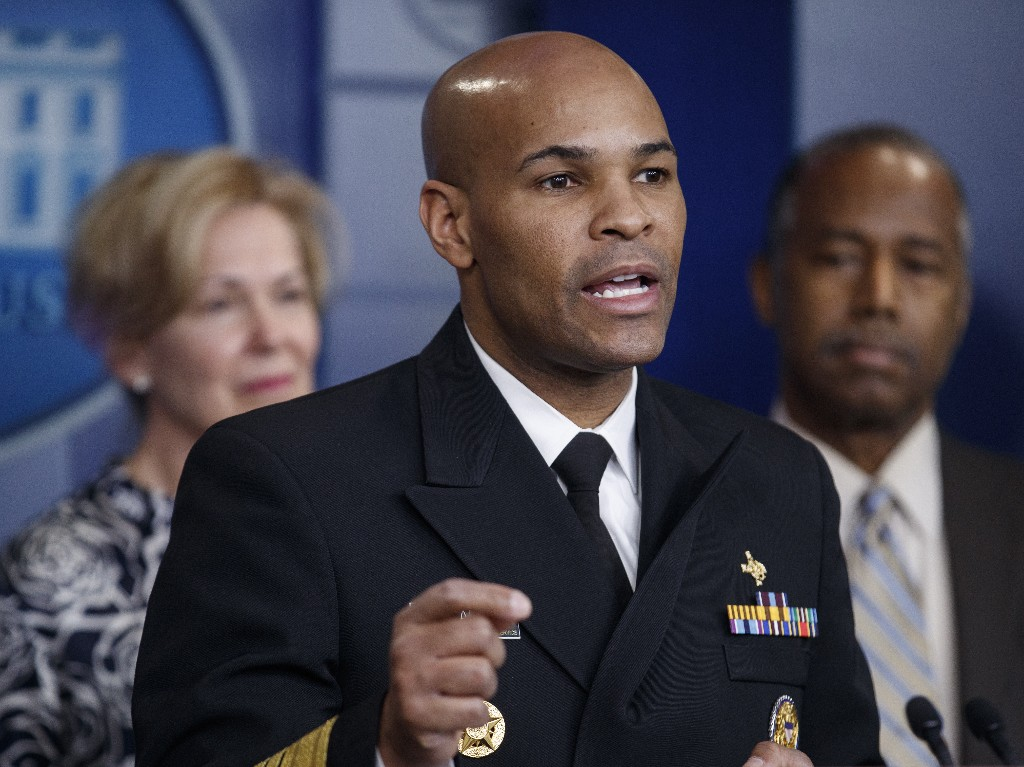 Surgeon General Says 'Over 90% Of The Country' Is Doing Right Thing To Fight Virus