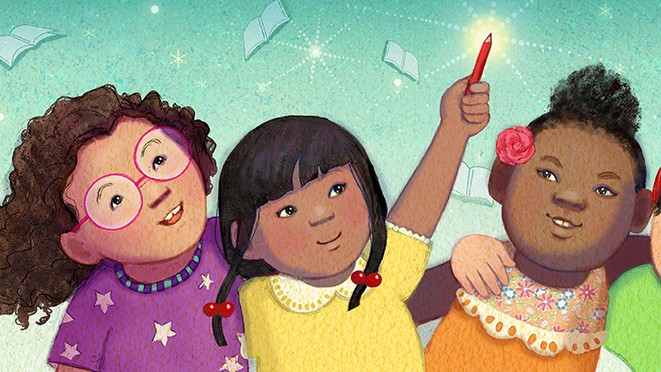 New Groups Aim To Get More Latinx Stories To Young Readers