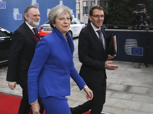 European Union Leaders Approve Brexit Plan