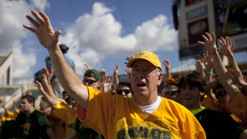 After A Fall At Baylor, Ken Starr Became A Fox Regular, And Then, A Trump Defender