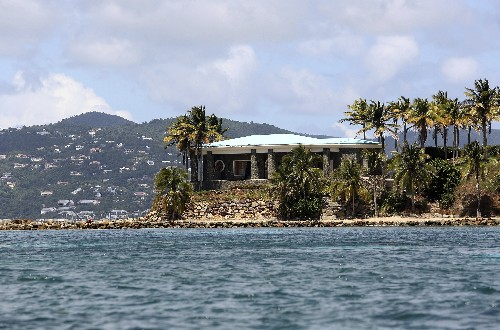 U.S. Virgin Islands Officials: Epstein Trafficked Girls On Private Island Until 2018