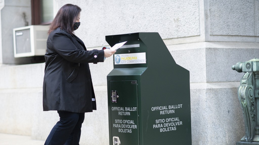 Supreme Court Rules Pennsylvania Can Count Ballots Received After Election Day