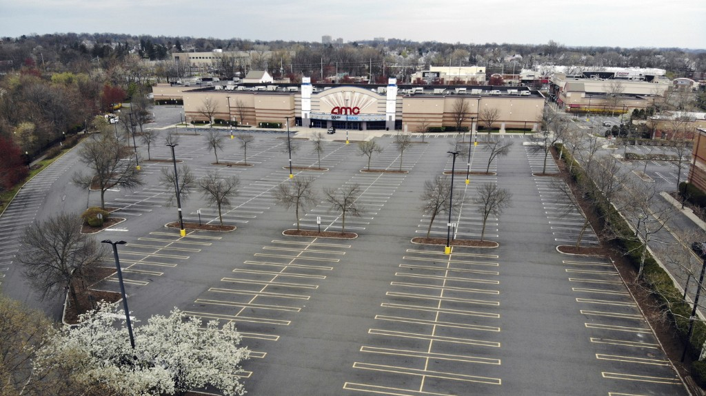 Movie Theaters Sue New Jersey For Right To Reopen