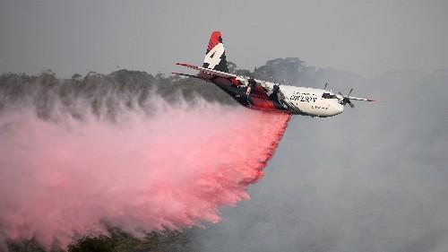Enormous 'Megafire' In Australia Engulfs 1.5 Million Acres