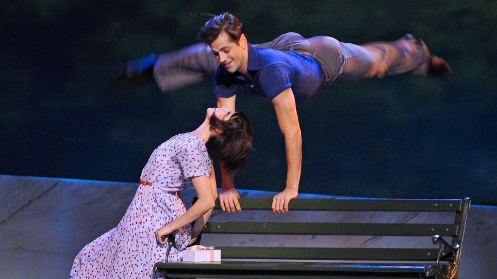 The French Go Crazy For 'An American In Paris'