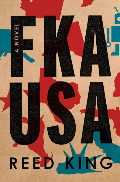 Regular Old Sci-Fi Not Weird Enough For You? Try 'FKA USA'