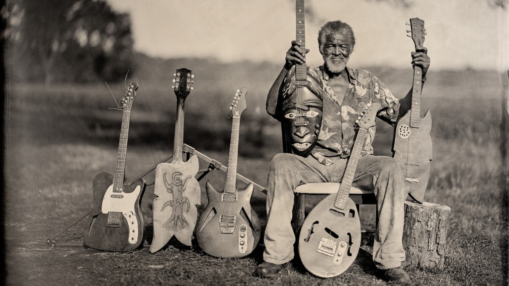 Hanging Tree Guitars: The Wood's 'Not Good, Not Bad, Not Ugly — Just Strange'