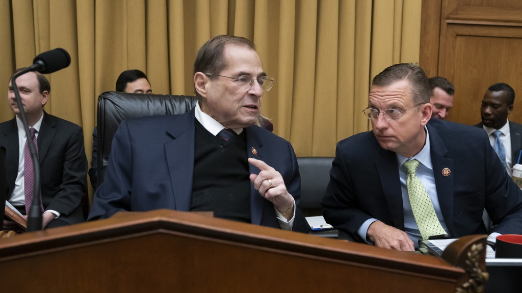 House Judiciary Approves Subpoena For Full Mueller Report In Party-Line Vote