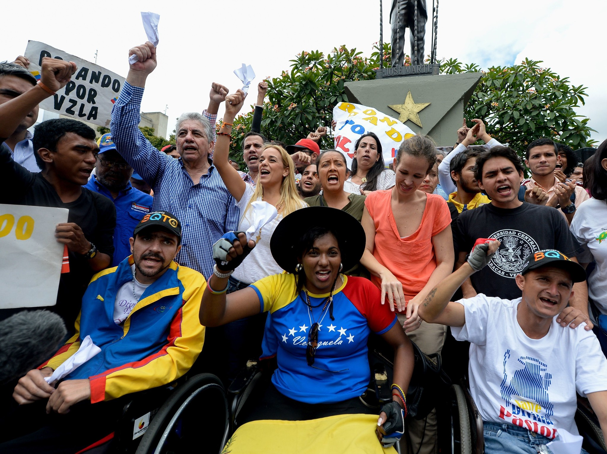 Ahead Of Major Protest, Venezuela Kicked Me (And Other Journalists) Out