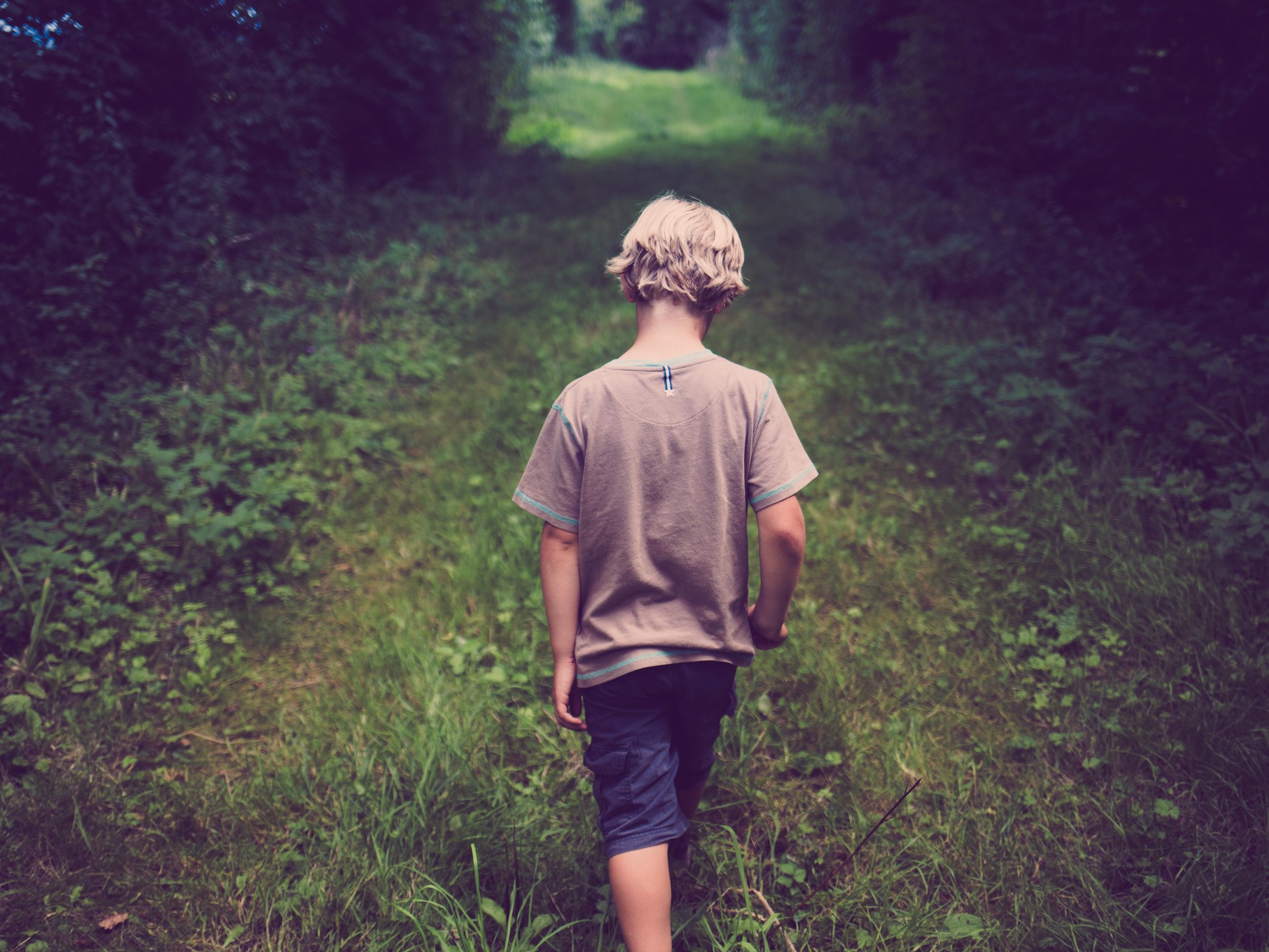 Why Do We Judge Parents For Putting Kids At Perceived — But Unreal — Risk?