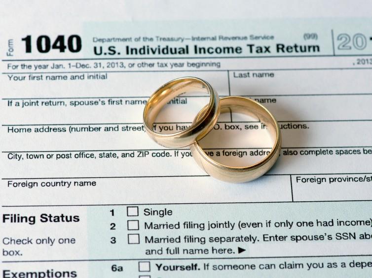 Taxes - Magazine cover