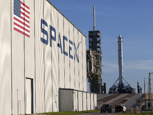 SpaceX Rocket Launches Secret Government Payload Into Orbit