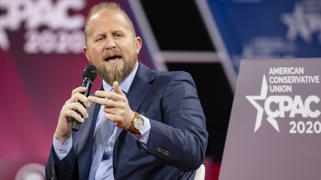 Brad Parscale, Senior Adviser To Trump Campaign, Is Hospitalized After Call To Police