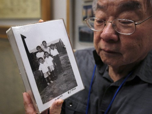 California Lawmakers Apologize For U.S. Internment Of Japanese Americans