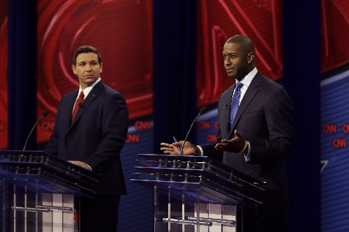Florida's Governor Race Could Be A Test For Trump