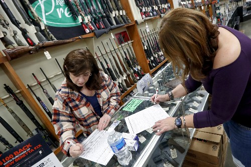 Officials Debate Whether Gun Stores Are 'Essential' During Coronavirus Outbreak
