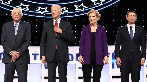 Something Is Missing In Iowa As Democrats Once Again Debate: A Clear Favorite