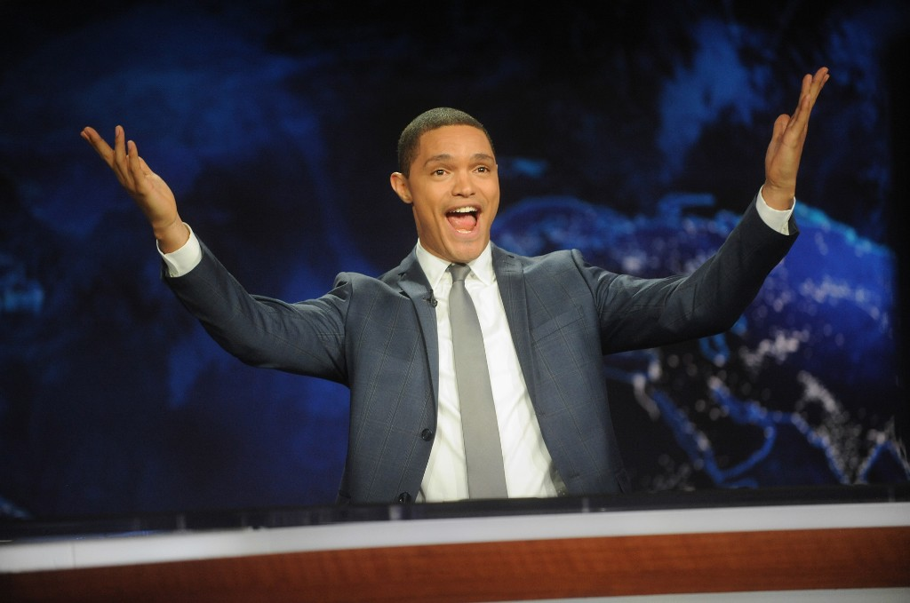Maybe Trevor Noah Shouldn't Be So Comfortable With An Indoor Toilet