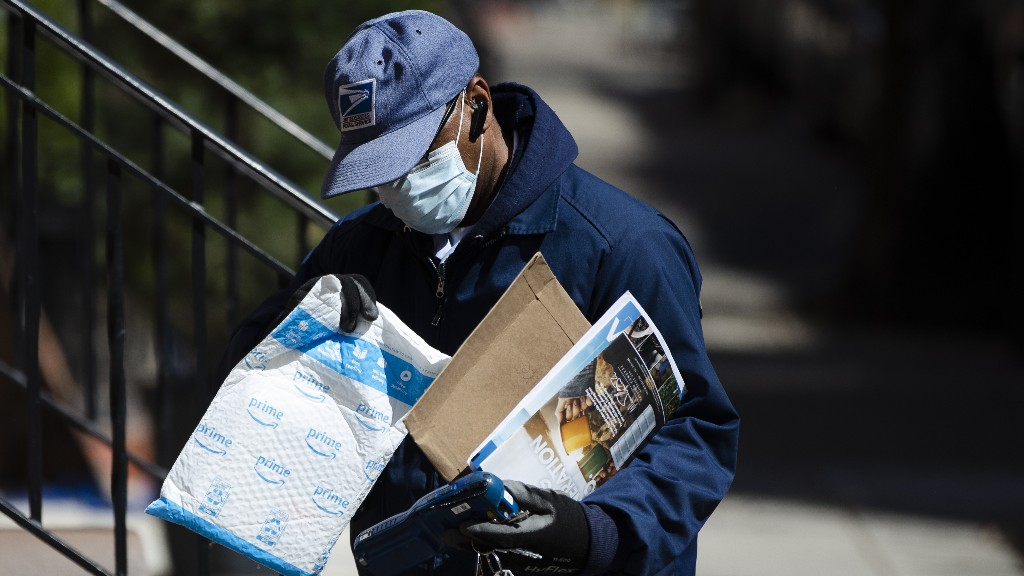 You've Got Less Mail: The Postal Service Is Suffering Amid The Coronavirus