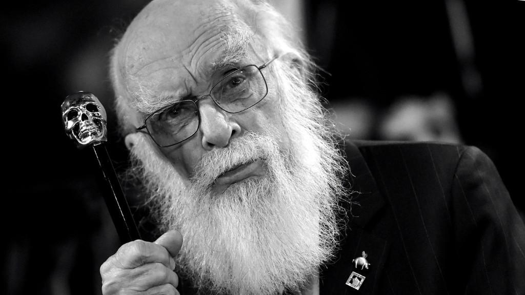 'Amazing' Escape Artist, Magician, And Skeptic James Randi Dead At 92
