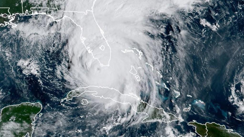Hurricane Irma - cover
