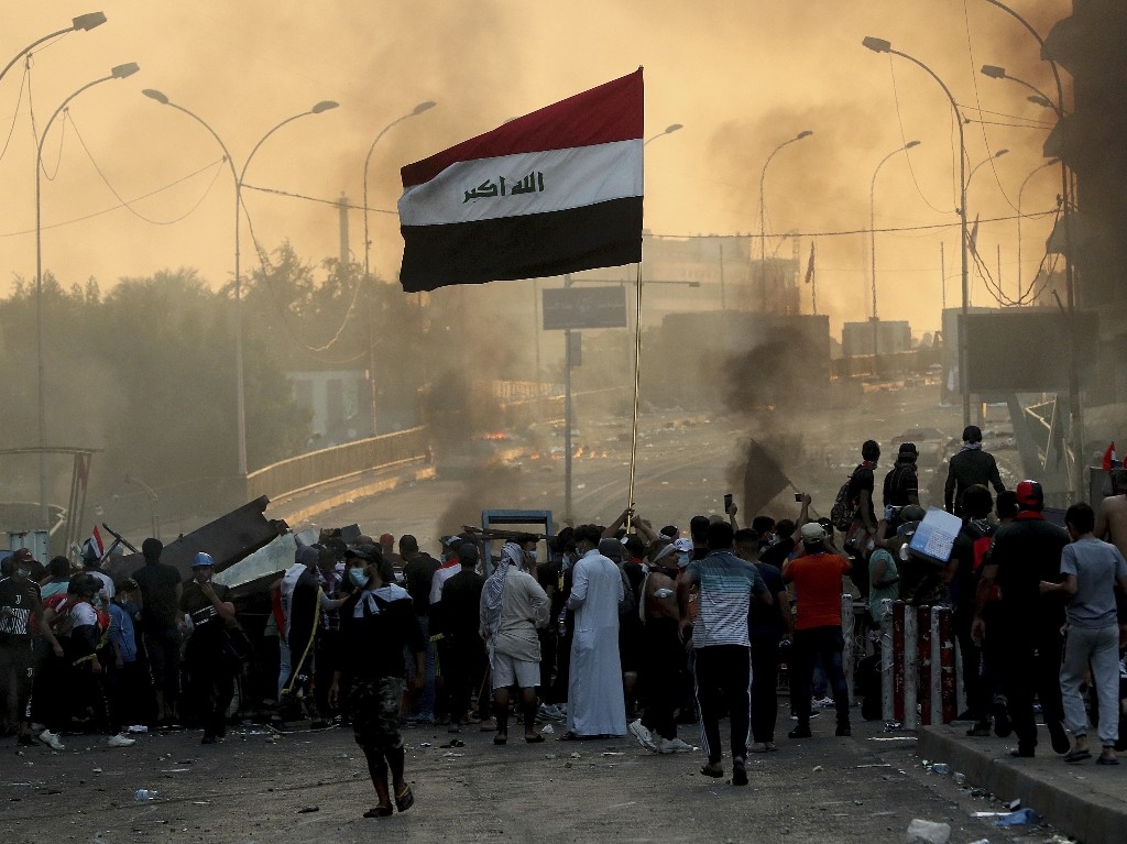 Iraq  - cover