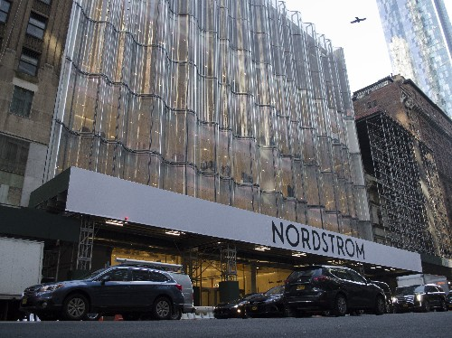 Nordstrom Bets On A Big NYC Store As Other Retailers Close Across U.S.
