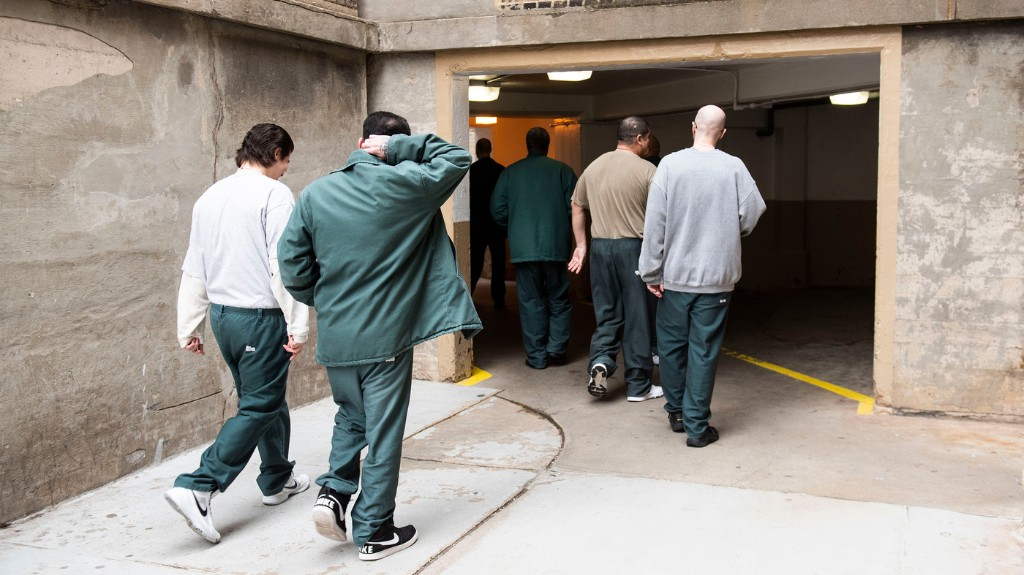 'Your Body Being Used': Where Prisoners Who Can't Vote Fill Voting Districts