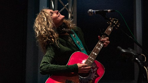 Patty Griffin On Restoring Her Voice And Her Soul