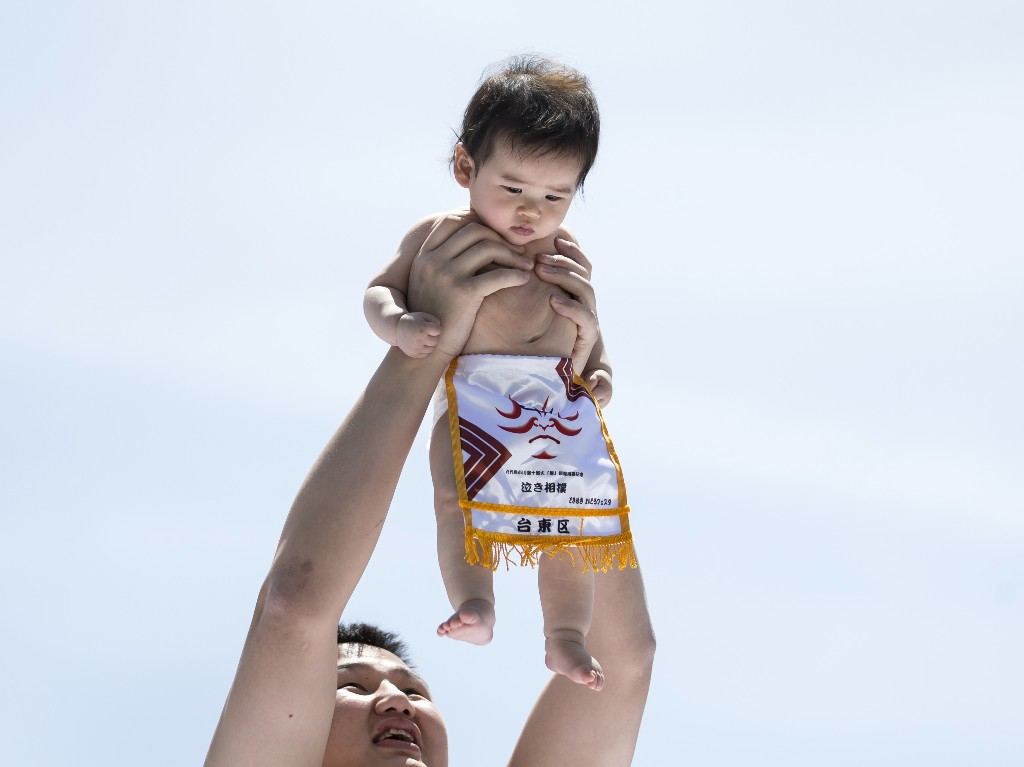 Japan's Births Decline To Lowest Number On Record