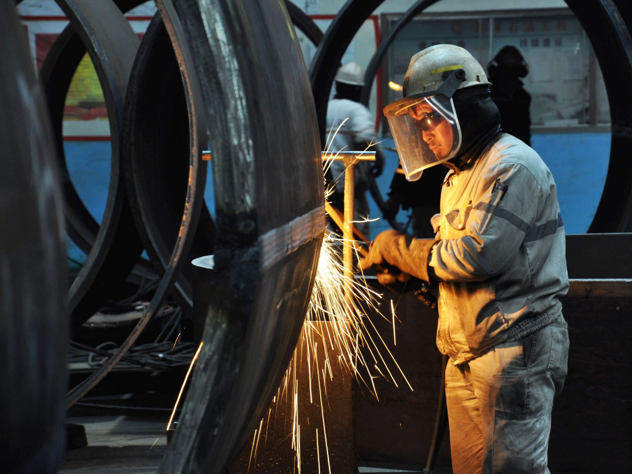 Trump Says He Plans To Impose Tariffs On Steel, Aluminum Imports