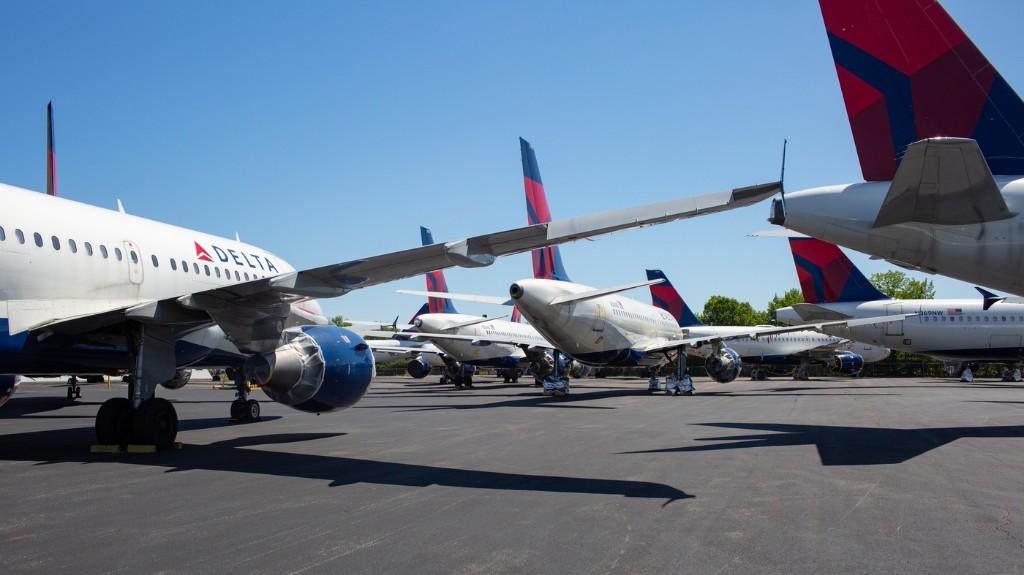 Coronavirus Costs Delta Air Lines Nearly $6 Billion In 2nd Quarter