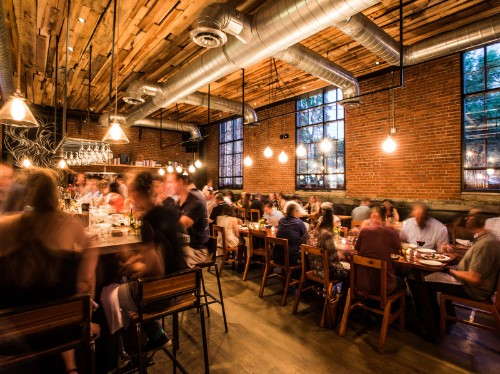 Why Does Every New Restaurant Look Like A Factory?