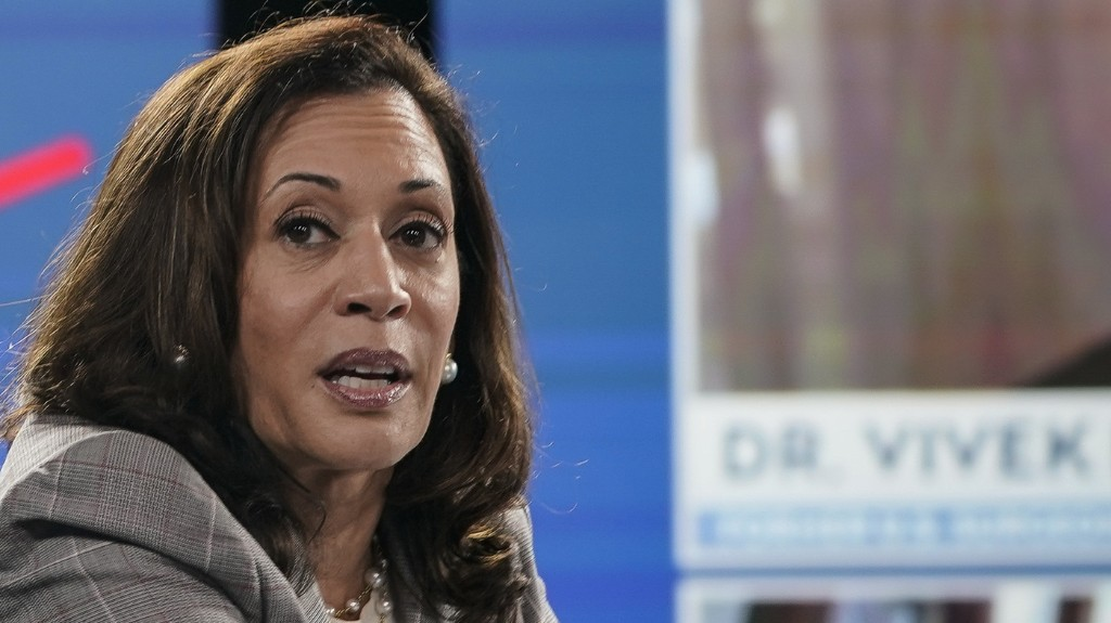 Trump And His Campaign Amplify Untrue 'Birther' Conspiracy Against Kamala Harris