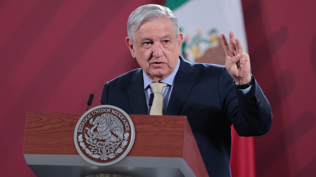 Mexico's President Weathers A Torrent Of Criticism Over Meeting With Trump