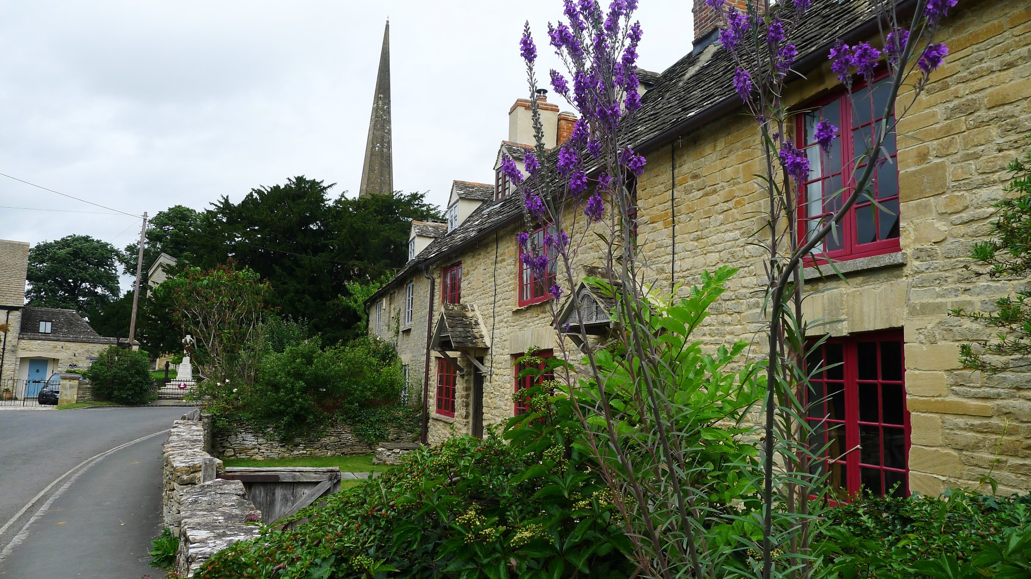 Why Did Busloads Of Asian Tourists Suddenly Arrive In This English Village?