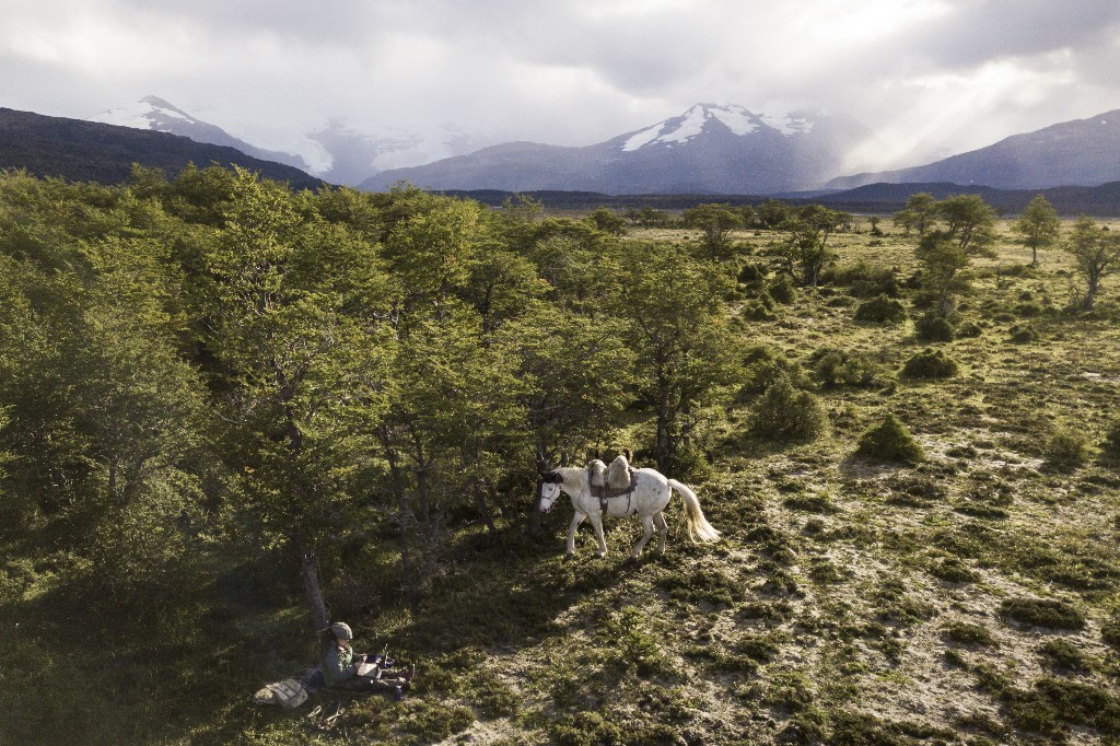 In Chilean Patagonia During COVID-19, 'Isolation Leads To A Sense Of Precariousness'