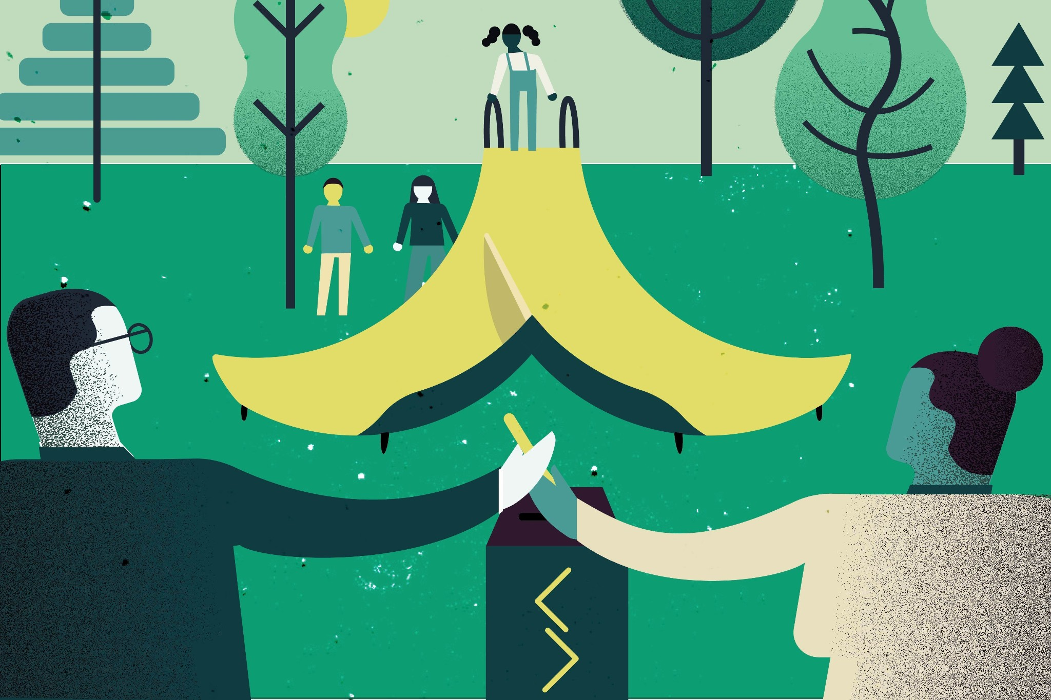 Inside The Virtual Schools Lobby: 'I Trust Parents'