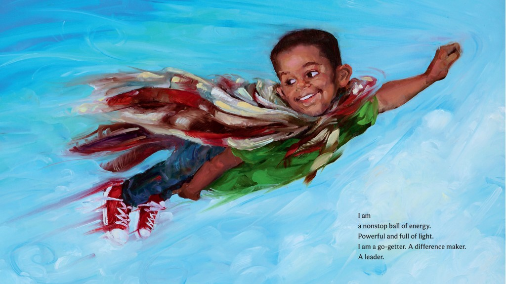 A New Picture Book Reminds Black Sons: You Are 'Every Good Thing'