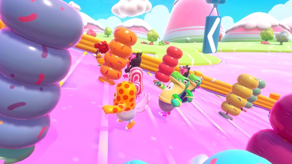 'Fall Guys' Is Candy-Colored Party Battle Fun