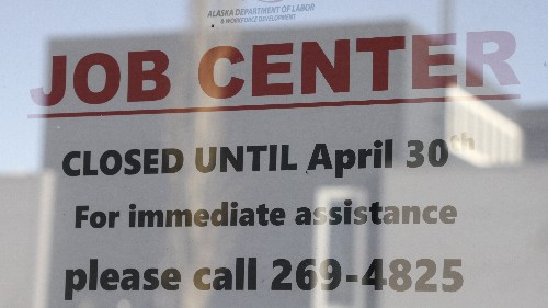 A Dismal Record: Nearly 10 Million Filed For Unemployment In Last 2 Weeks